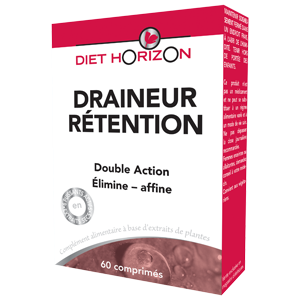 DRAINEUR RETENTION